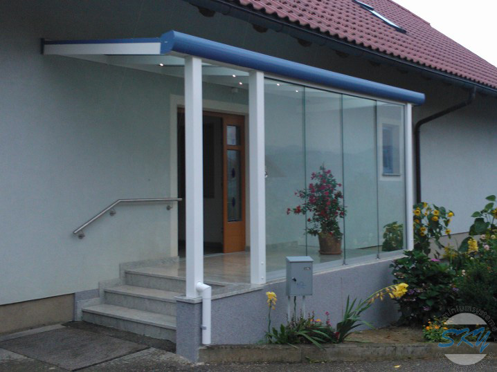 led beleuchtung sky aluminiumsysteme lamellend cher terrassend cher carports uvm. Black Bedroom Furniture Sets. Home Design Ideas