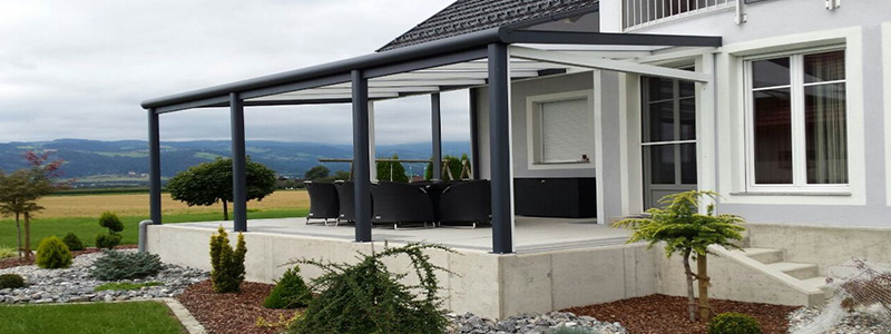 sky aluminiumsysteme lamellend cher terrassend cher. Black Bedroom Furniture Sets. Home Design Ideas